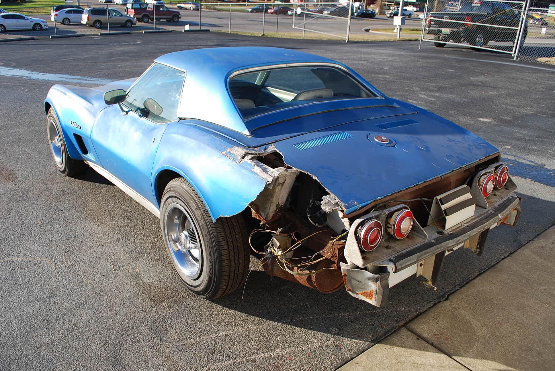 1975 Corvette Convertible - Great Project Car (SOLD) | Corvettes for ...